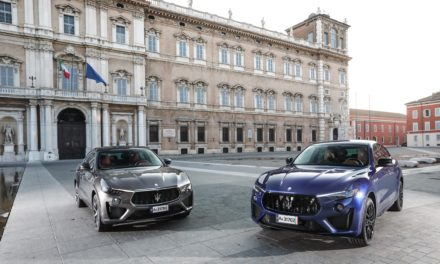 MASERATI SHOWCASES NEW LEVANTE TROFEO AND GTS AT SALON PRIVÉ