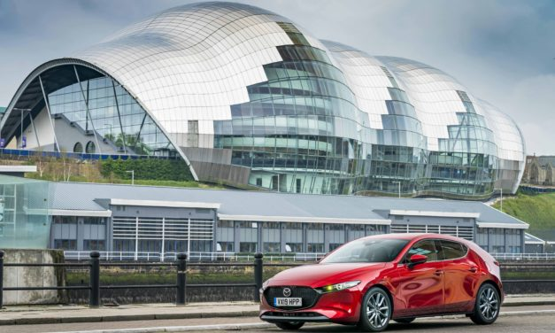 A stalwart hatchback whose latest guise catches the eye
