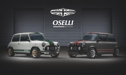 DAVID BROWN AUTOMOTIVE TAKES COVERS OFF MINI REMASTERED, OSELLI EDITION