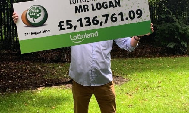 WHEELS OF FORTUNE: MOTOR MAN DRIVES HOME WITH £5M JACKPOT FROM LOTTOLAND