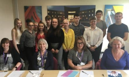 MP turns 'dragon' for community-focused teens