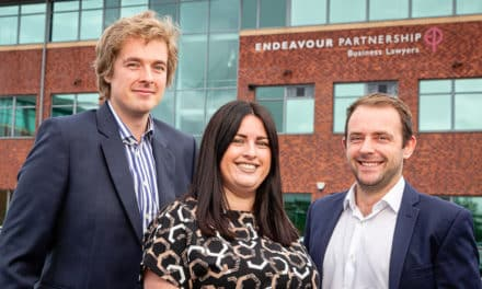 New Appointments- Promotions at Teesside's Endeavour Partnership