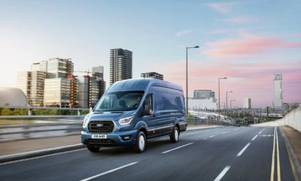 NEW FORD TRANSIT BOOSTS PRODUCTIVITY FOR BUSINESSES WITH ENHANCED FUEL EFFICIENCY, PAYLOAD AND CONNECTIVITY