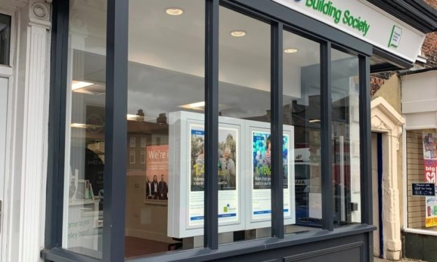 Doors Set To Open At Newcastle Building Society's New Stokesley Branch