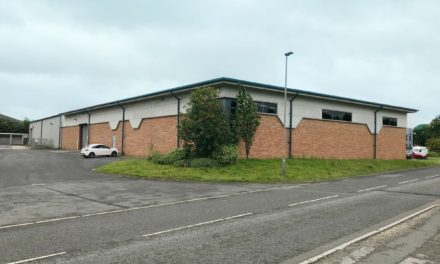 Spacious modern warehouse available in Stokesley