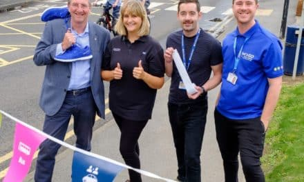 Worker Wellbeing is the target for Let's Go Tees Valley Commuter Challenge