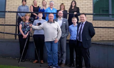Iain clicks with BHP Law to become a photographic franchisee