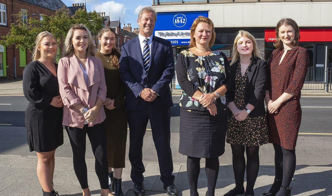 Appointments mark growth for Tees Valley law firm