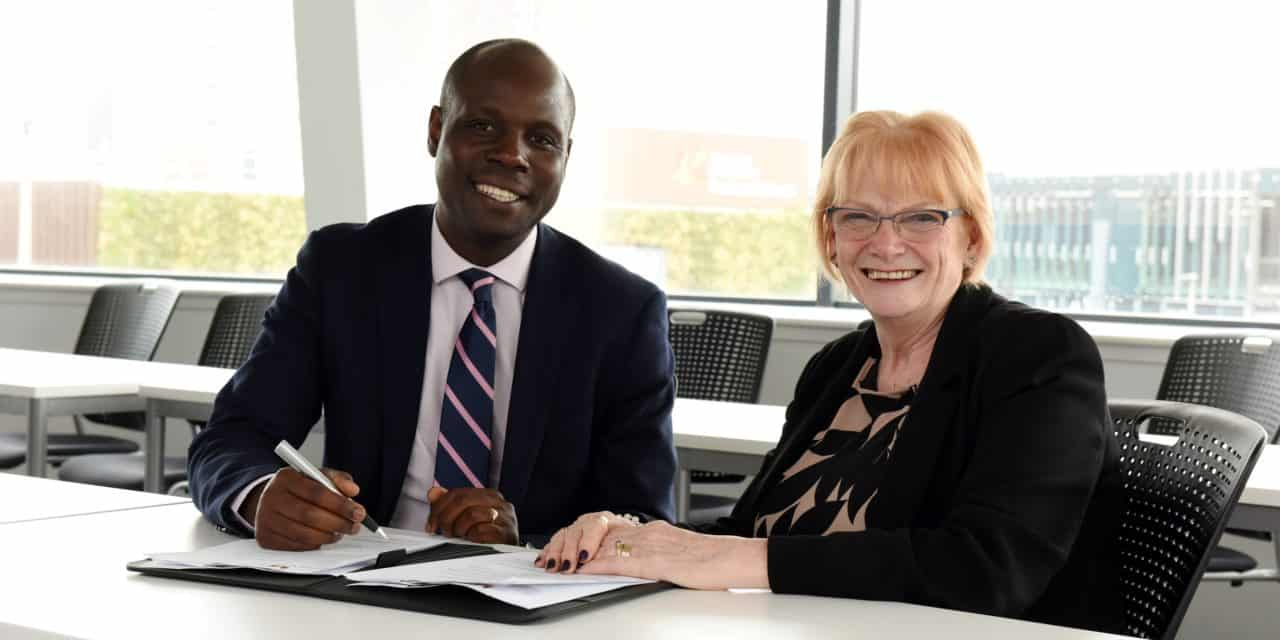 New partnership will help make the region a healthier place to live