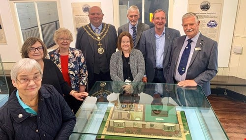 North Eastern Railway Cottage Homes 100th Anniversary Exhibition