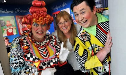 WHAT A CUSTOM – 25 YEARS OF NORTH EAST PANTO