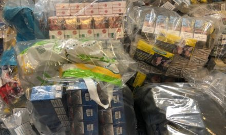 Thousands of illegal cigarettes seized in Darlington