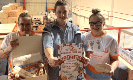 4Louis Celebrates 10 years at Charity Event – Boost Given Thanks to Competition Win