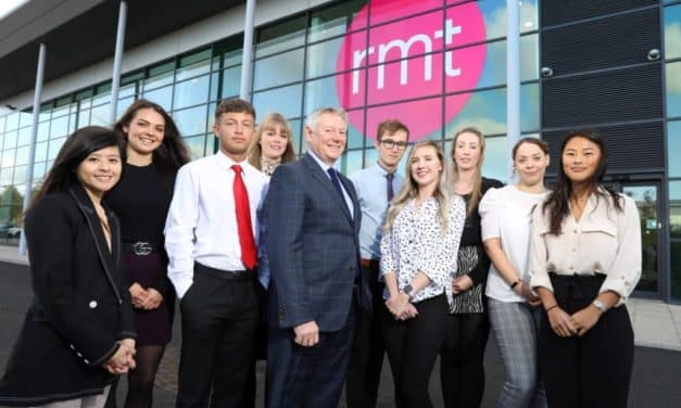 RMT Accountants Scaling Up With Nine New Recruits – And More To Come