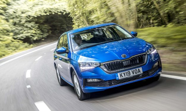 It's the little things, as Skoda's new Scala gets a test run