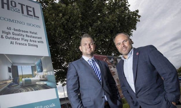 Work underway on group's sixth hotel