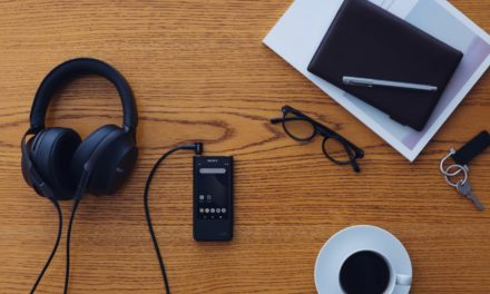 Multi-source music with high quality sound: introducing Sony's New Walkman®, NW-ZX507