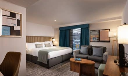 STAYBRIDGE SUITES NEWCASTLE'S 10TH ANNIVERSARY REFURBISHMENT GIVES LOCAL CHARITY A WELCOME BOOST