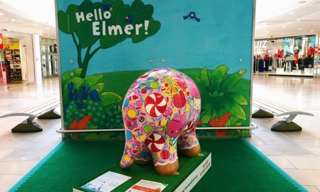 HAVE YOU 'HERD' THE NEWS? INTU WELCOMES THE ARRIVAL OF ELMER