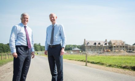 Law firm reveals major role on historic multi-million-pound development scheme