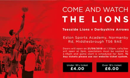 Teesside Lions v Derbyshire Arrows