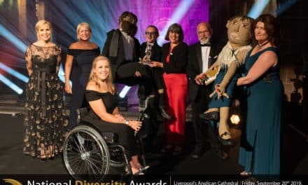 Pioneering charity named among best of British diversity