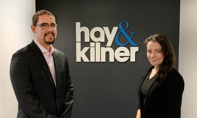 Alexis And Michael Take On Legal Traineeships With Hay & Kilner