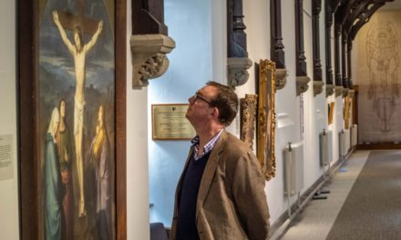 Historic fine art collection goes on display for the first time