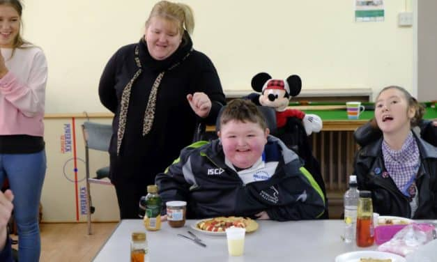 Vote 'Smile For Life' now to change the lives of hundreds of disabled youngsters in the North East