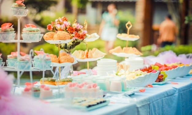 Quirky catering ideas for corporate events