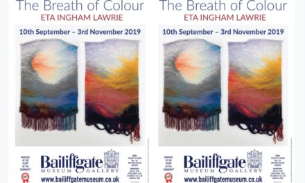 Bailiffgate Museum & Gallery, Alnwick – new exhibition 10th September