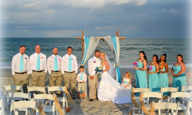 5 Reasons Why Beach Wedding Could Be Just The Thing For You
