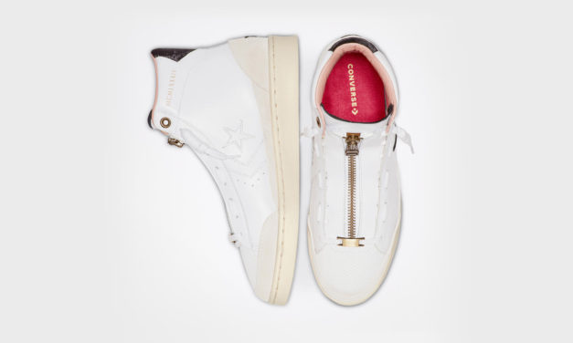 Converse and Ibn Jasper Honor the Pro Leather