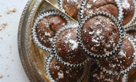 Mocha Crumb Muffins 10-Step Recipe: Baking A Difference With Fair Trade Products