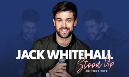 Syndicated interview with Jack Whitehall for Jack Whitehall: Stood Up