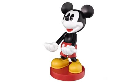 Mickey Is Original Centre Of Attention