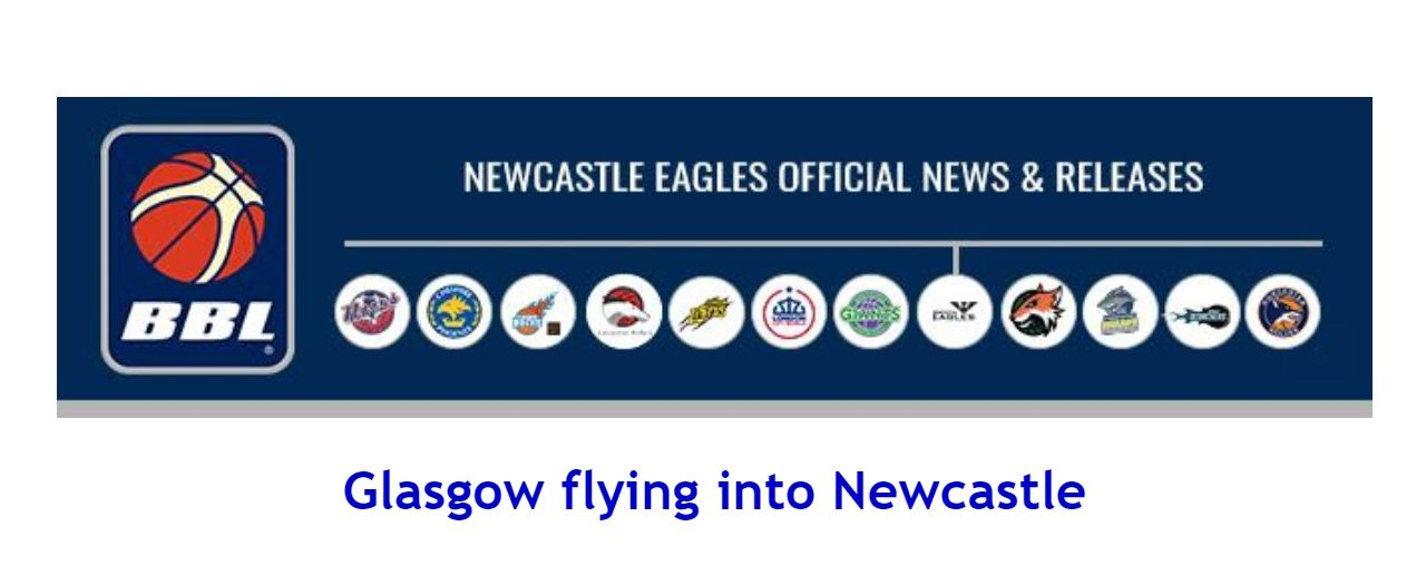 Glasgow flying into Newcastle