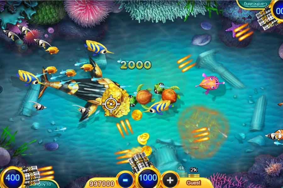 Go Through 4 Tips to In Online Fish Shooting Game
