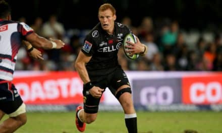Newcastle Falcons sign Sharks Super Rugby star Philip van der Walt