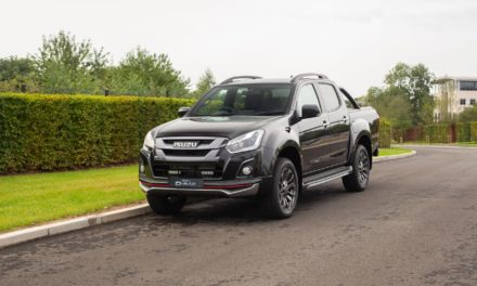 GIVE YOURSELF THE EDGE WITH THE NEW ISUZU D-MAX BLADE+