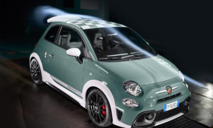 THE NEW ABARTH 695 70th ANNIVERSARIO LAUNCHES AT 2019 ABARTH DAY