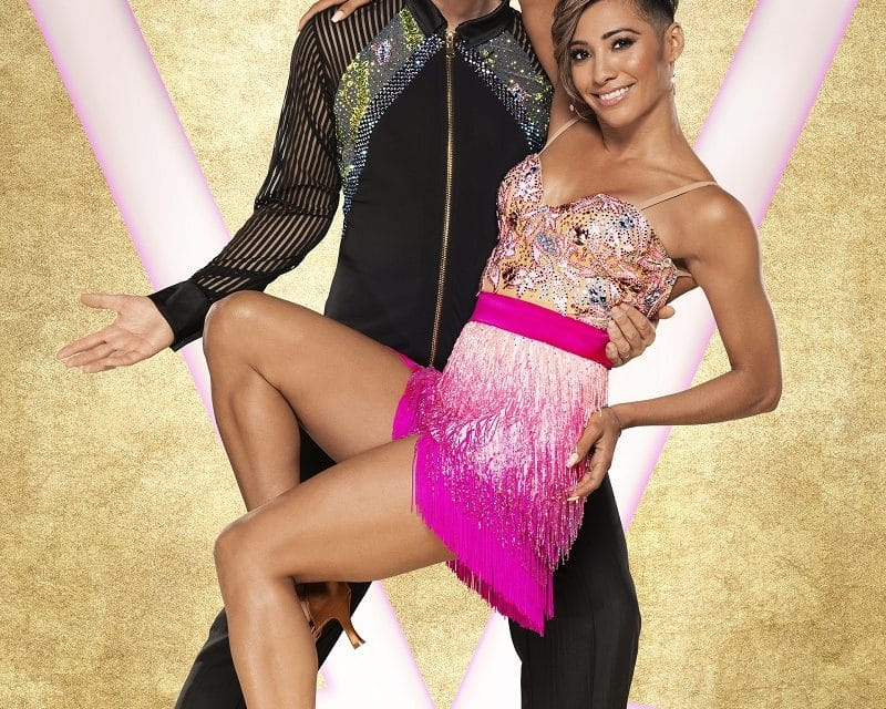 Strictly Come Dancing: 'Good luck' to Chris Ramsey from University honorary graduate