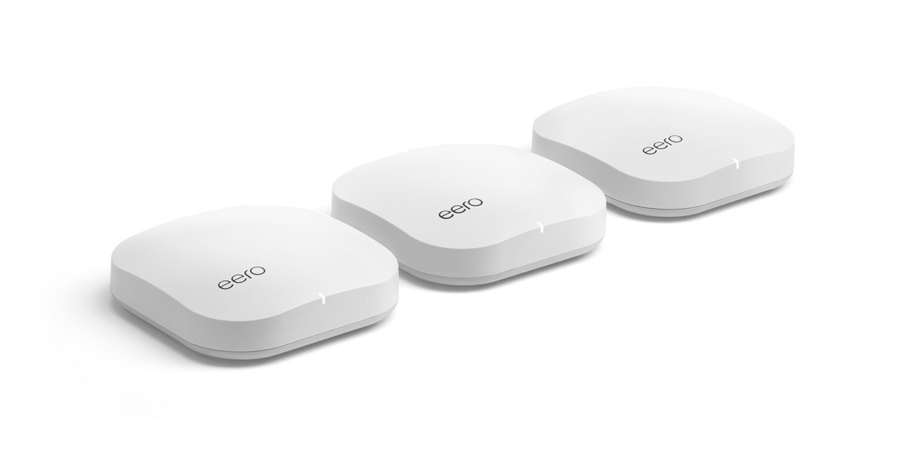 Amazon Introduces eero's mesh WiFi systems to the United Kingdom —Simple, Reliable Home WiFi