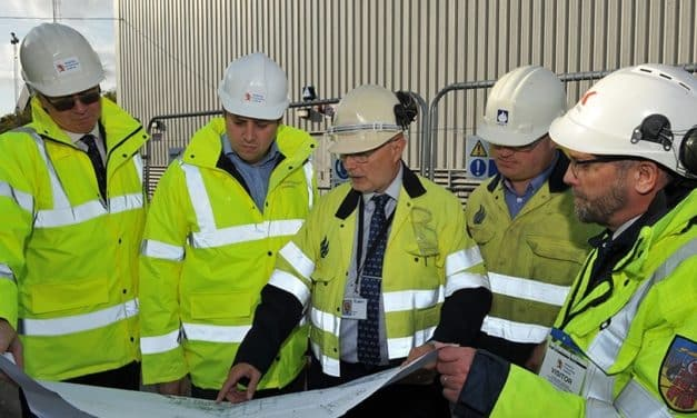 Liberty eyes £8bn powder metals market as construction starts on new atomiser at Materials Processing Institute campus