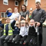 Middlesbrough scheme that has helped 150 families celebrates its 25th anniversary
