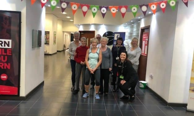 Lifestyle Fitness Birtley raise over £1300 for charity