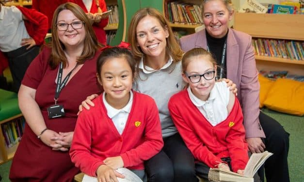Bestselling author Adele Parks will 'spread a love of reading' throughout her home town as new Middlesbrough Reads ambassador