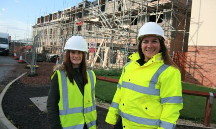 New recruit for Northumberland based housebuilder