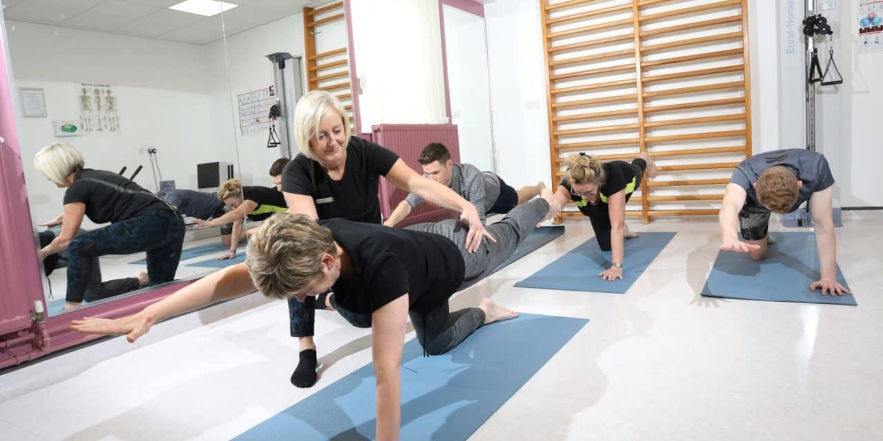 Holistic therapy gives North East pensioner a new lease of life