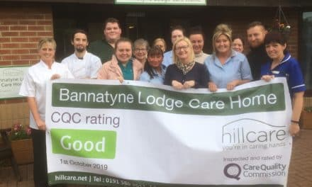 "CQC praise for ""Good"" Peterlee care home"